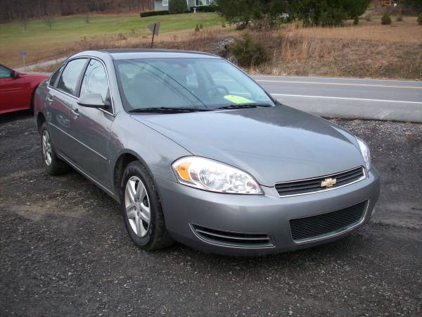 Photo 2008 CHEVY IMPALA LS--RUNS  DRIVES GREAT - $3495 (LOCK HAVEN (KLINE39S AUTO SALES))