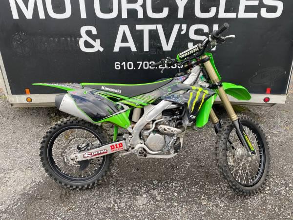 Photo 2020 Kawasaki KX 250 F  Like New Easy Financing - $5,999 (ibuypowersportsinc)