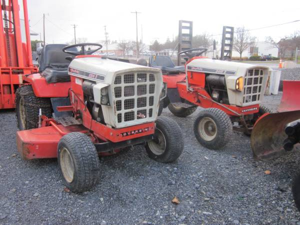 Photo (2) Simplicity Soverign Lawn and Garden Tractors - $1,100 (Selinsgrove)