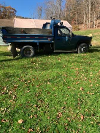 Photo 92 Chevy 3500 Dump - $2,500 (Muncy valley)