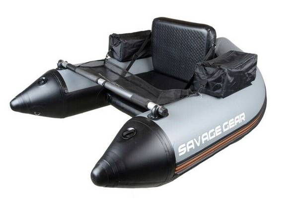 Photo Inflatable Float Tube Pontoon Boat Raft - $300 (Hawley)