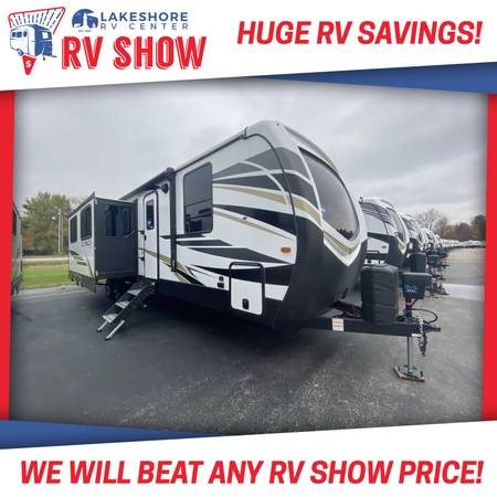 Photo Outback 340BH Travel Trailer RV - CALL 231-638-7750 FOR SALE PRICING - $47,924