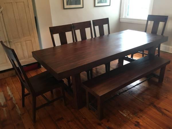 Pier 1 Dining Room Set 1750 Lewisburg Furniture For Sale Williamsport Pa Shoppok