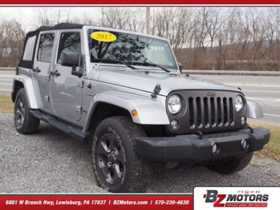 Photo Used 2017 Jeep Wrangler Freedom Edition for sale