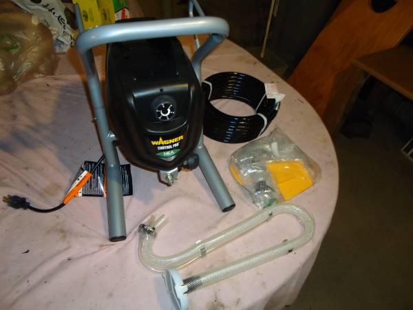 Photo Wagner Control Pro 190 Airless Paint Sprayer - $195 (WILLIAMSPORT)