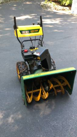 Photo Yard-Man 10 HP 30quot Heavy Duty Snow Blower - $650 (Winfield)