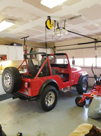 Photo 1977 CJ5 RESTO - $18000 (WILMINGTON)