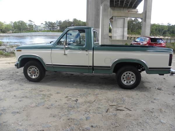 Photo 1981 Ford F150 - $7500 (monkey junction)