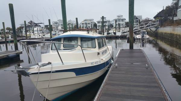 Photo 1993 C-Dory 22 - the GOAT - $23900 (Wilmington)
