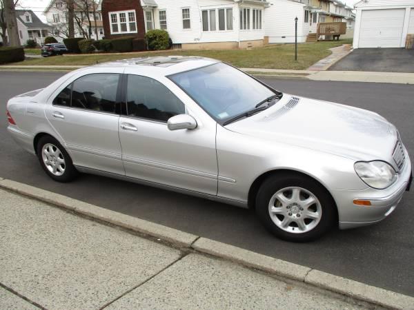 Photo 2002 Mercedes-Benz S500 79K Original MilesFlawless Condition - $9800 (Sunset Beach, NC)