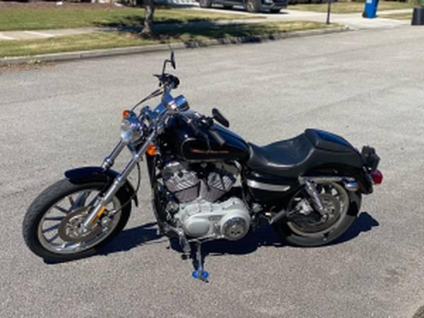 Photo 2004 Harley Davidson Sportster 883 XL - $4,000 (Wilmington, NC)
