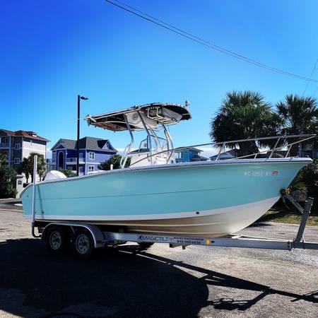 Photo 2004 Sea Pro 220 - $16,500 (Carolina Beach, NC)