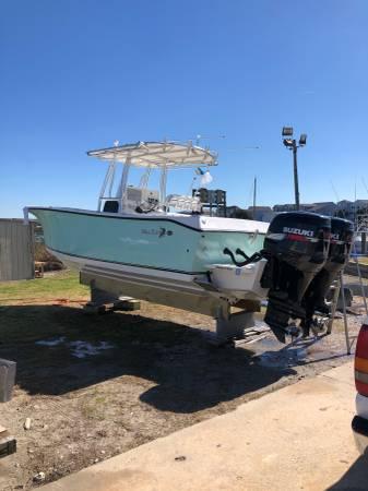 Photo 2008 Sea King (Kencraft) - $52000 (Holden Beach)