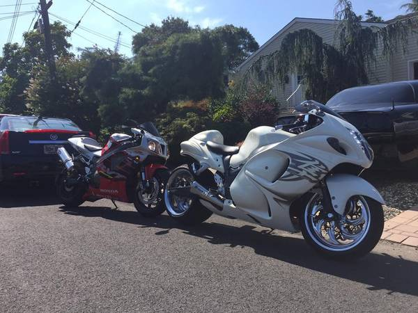 Photo 2011 Completely Custom Suzuki Hayabusa 330 Fat Tire (Absolute must see pictures in ad)