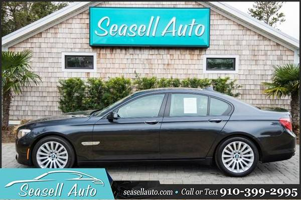 Photo 2012 BMW 7 Series - Call 910-399-2995 - $12980 (2012 BMW 7 Series Seasell Auto)