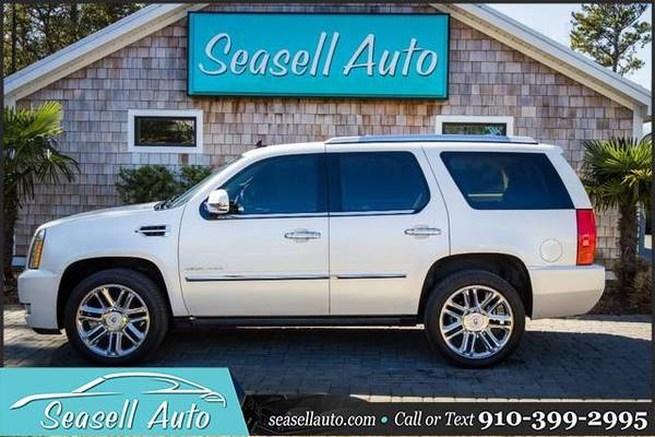Photo 2013 Cadillac Escalade - Call 910-399-2995 - $23330 (2013 Cadillac Escalade Seasell Auto)