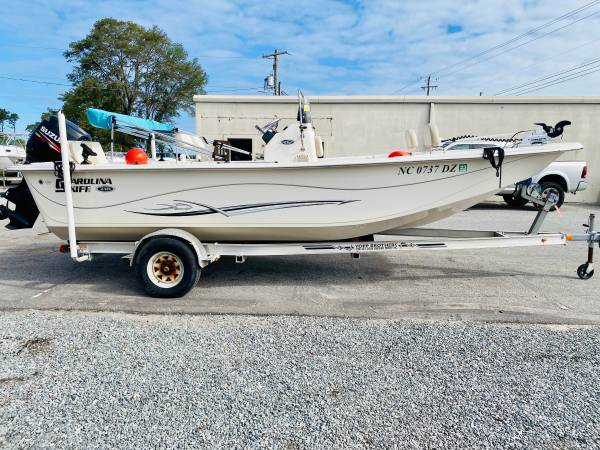Photo 2013 Carolina Skiff 218 DLV for sale - $21,500 (Wilmington)