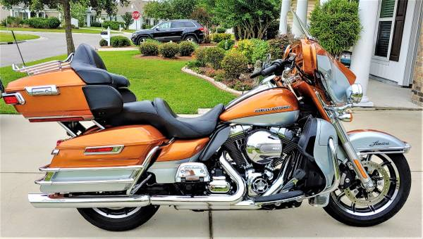 Photo 2014 Harley Ultra Limited - $15,999 (Southport, NC)