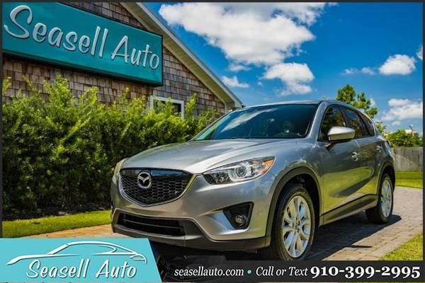 Photo 2014 Mazda CX-5 - - $13370 (2014 Mazda CX-5 Seasell Auto)