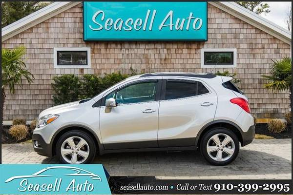 Photo 2015 Buick Encore - Call 910-399-2995 - $11880 (2015 Buick Encore Seasell Auto)