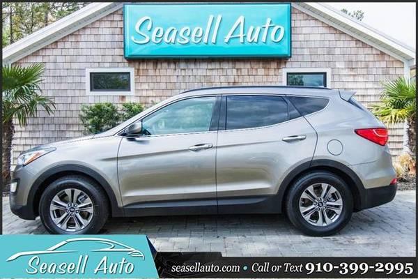Photo 2015 Hyundai Santa Fe Sport - Call 910-399-2995 - $10780 (2015 Hyundai Santa Fe Sport Seasell Auto)