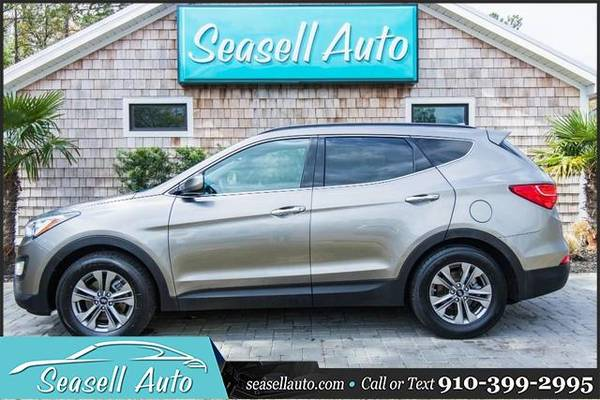 Photo 2015 Hyundai Santa Fe Sport - Call 910-399-2995 - $10480 (2015 Hyundai Santa Fe Sport Seasell Auto)