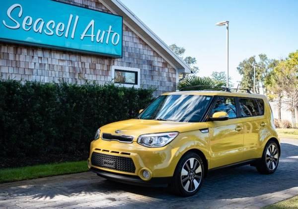Photo 2015 Kia Soul - - $9,480 (2015 Kia Soul Seasell Auto)