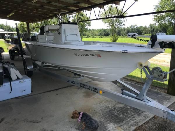 Photo 2015 Magic Tilt Aluminum Boat Trailer - $1,900 (Whiteville)