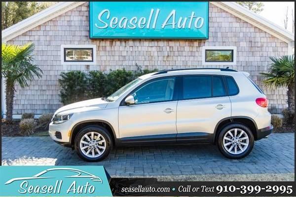 Photo 2015 Volkswagen Tiguan - Call 910-399-2995 - $10880 (2015 Volkswagen Tiguan Seasell Auto)