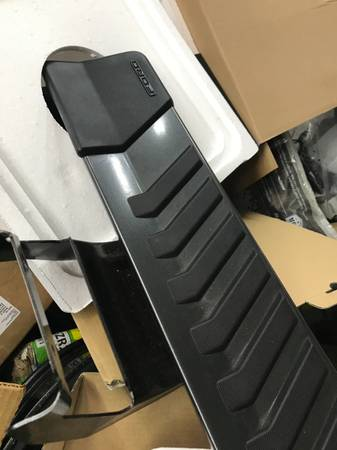 Photo 2015 and up original ford f150 crew cab step rails - $550 (Fayetteville)
