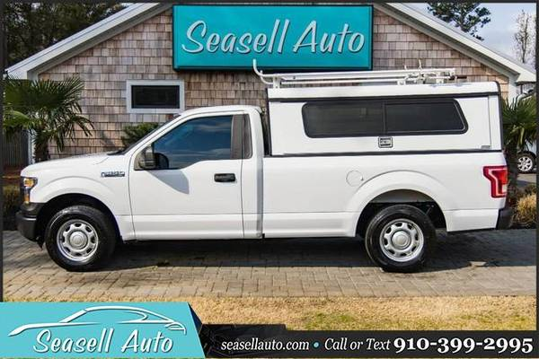 Photo 2016 Ford F-150 - Call 910-399-2995 - $9880 (2016 Ford F-150 Seasell Auto)