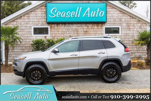 Photo 2016 Jeep Cherokee - Call 910-399-2995 - $16880 (2016 Jeep Cherokee Seasell Auto)
