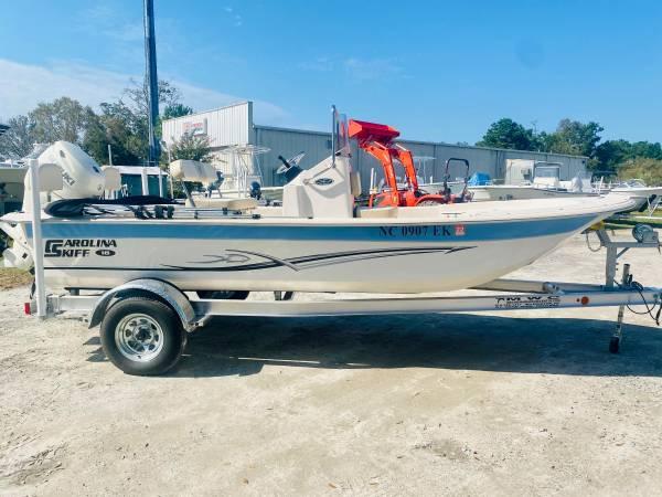 Photo 2019 Carolina Skiff 18 JVX for sale - $23,000 (Wilmington)