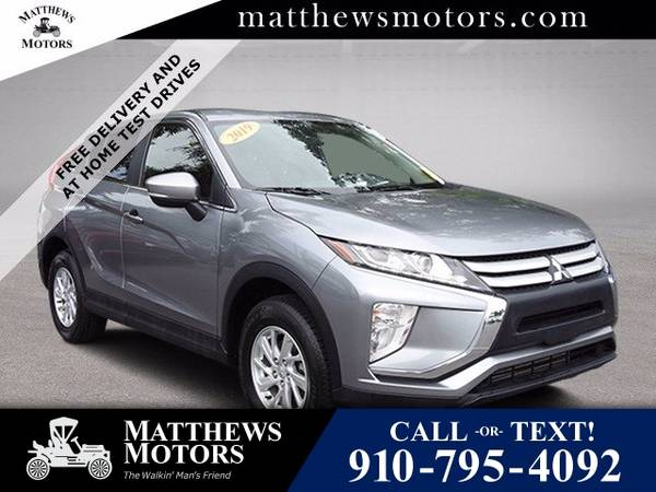 Photo 2019 Mitsubishi Eclipse Cross ES S-AWC (Mitsubishi Eclipse Cross SUV)