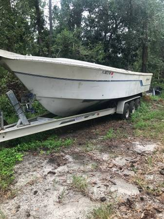 Photo 28 aquasport boat (Wilmington)