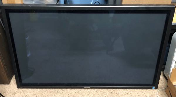 Photo 50quot Panasonic Plasma TV USED - $50 (Wilmington)