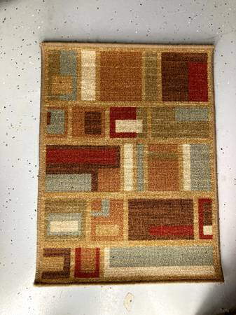 Photo Accent Rug and Runner - $25 (St James, Southport)