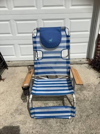 Photo Beach Chair - $30 (Wilmington)