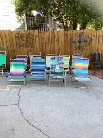 Photo Beach Chairs - $20 (Wilmington)