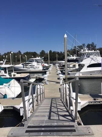 Photo Bradley Creek Marina - 5539 Boat Slip For Sale - $275,000