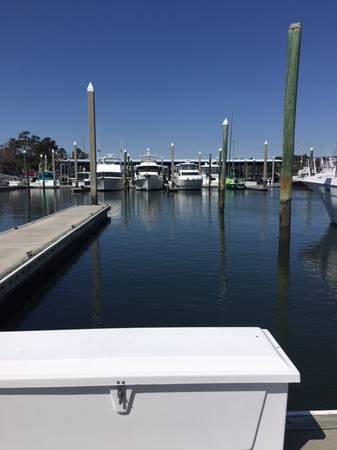 Photo Bradley Creek Marina - 6539 Boat Slip For Sale - $325,000
