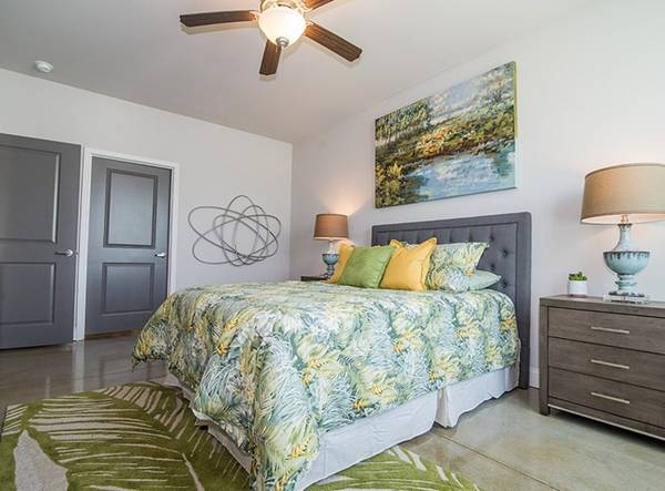Photo Ceiling Fans in Bedrooms, Outdoor Grilling Station, Pet Park