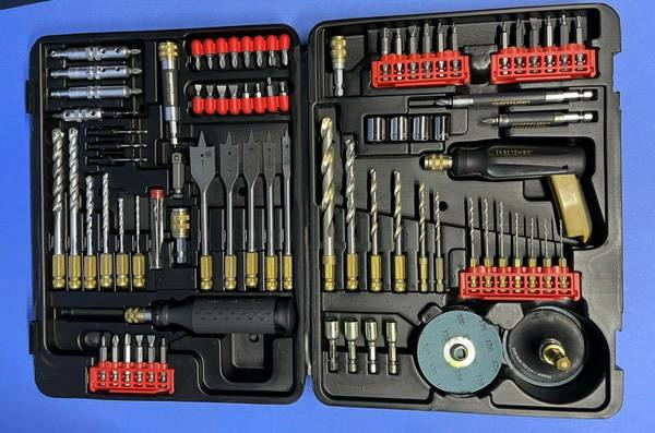 Photo Craftsman 101-pc Speed-Lok Master Drill and Drive Set 26191 - $75 (Burgaw)