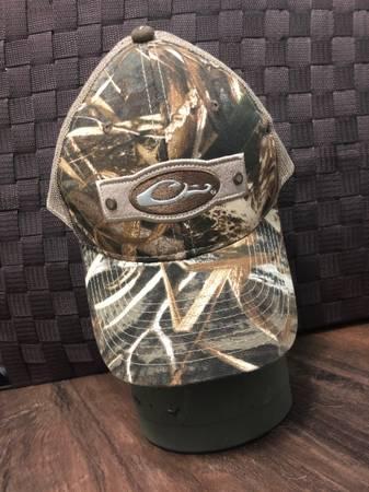 Photo Drake hunting hat - $20 (Carolina Beach nc)