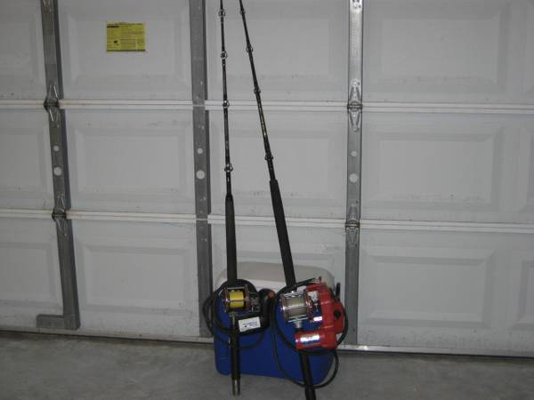 Photo Elec-Tr -Mate Stand-Up Combo39s - $350 (Wilmington N.C.)