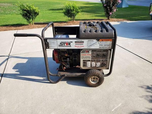 Photo Generator North Star 10,000 Watt Pro Series - $1,100 (Bolivia)