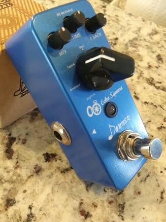 Photo Guitar pedals - $40 (Ocean Isle Beach)