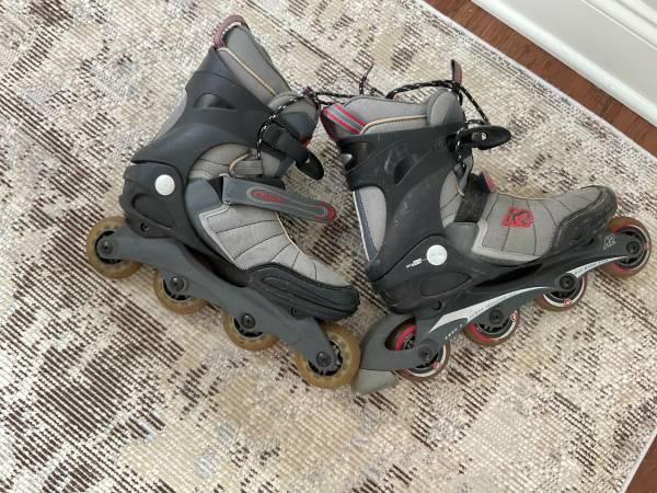 Photo Mens Roller Blades - $50 (Wilmington)
