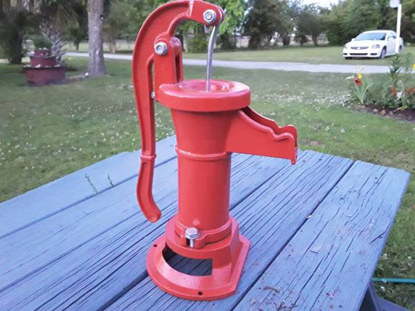 New in box hand well pump - $35 (Castle Hayne)