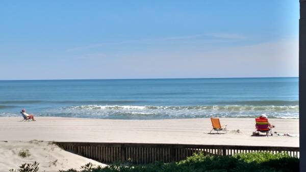 Photo Ocean Front Condo, 1st Floor, (Nov-Feb) Great Location (A Place At The Beach 3)